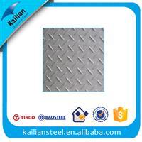 Diamond Stainless Steel Sheet
